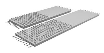 Hochbau Deckenplatte