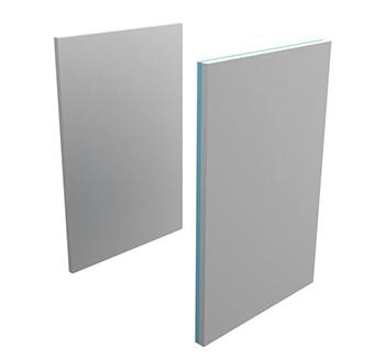 Hochbau Fassadenplatte