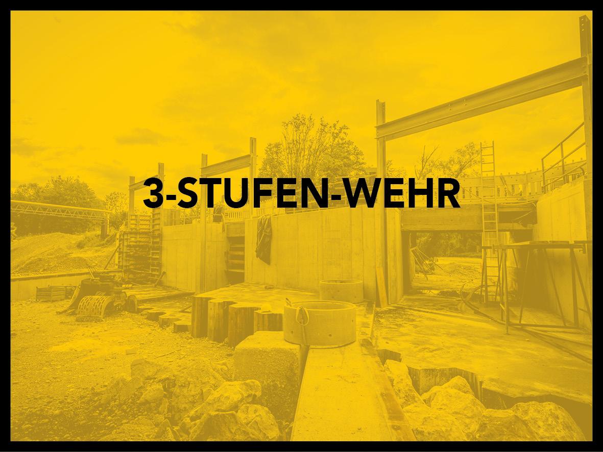 3-Stufen-Wehr