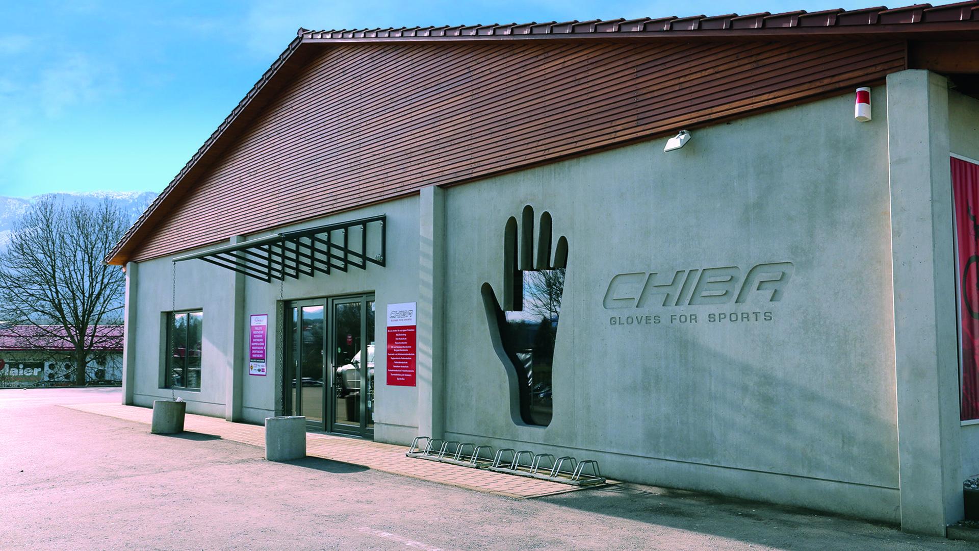 Verkaufshalle Chiba