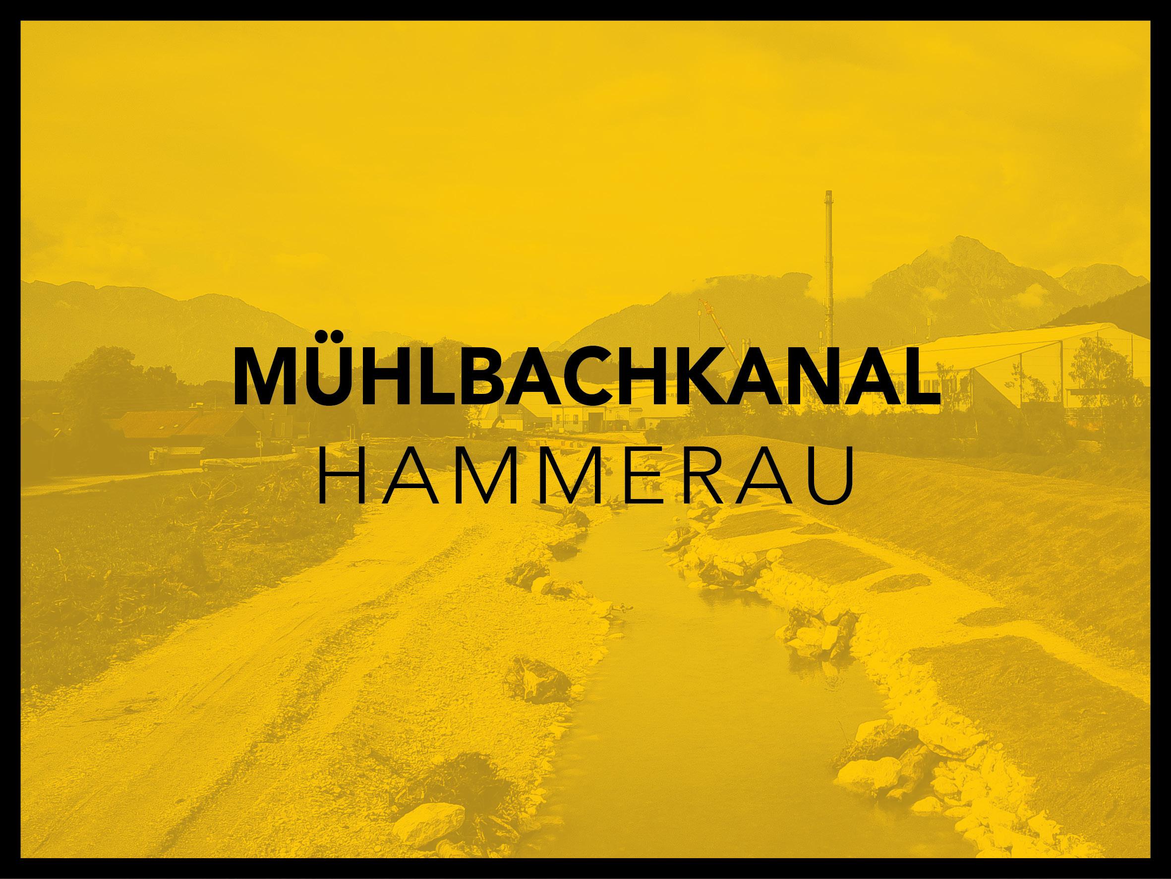 Mühlbachkanal