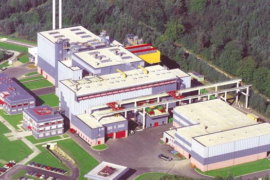 Muellheizkraftwerk Burgkirchen