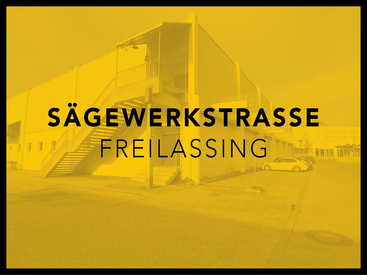 Sägewerkstraße Freilassing