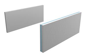Hochbau Wandplatte