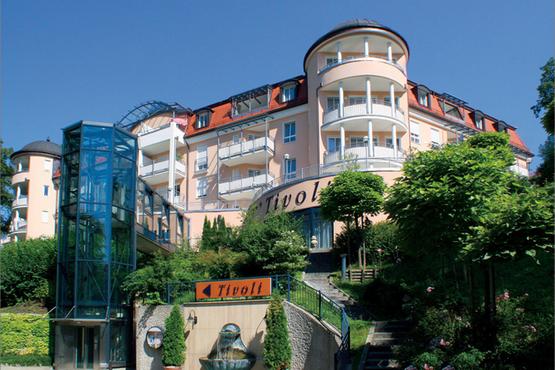 Wohnanlage Hotel Tivoli